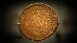 Tajemný disk z Faistu