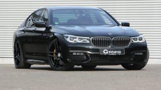BMW 750d G-Power
