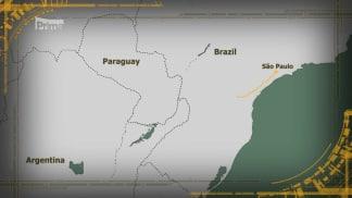 Vteřiny od kolize 2 - vodní elektrárna Itaipú