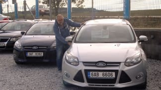 Test ojetiny Ford Focus