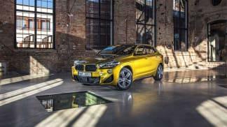 BMW X2 xDrive20d Online Edition