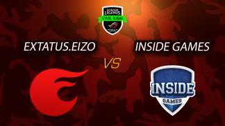 4. epizoda - League of Legends - eXtatus vs Inside Games