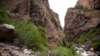 Coloradské národní parky