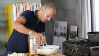 Když vaří táta