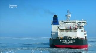 Vteřiny od kolize 6 - ledoborec a tanker v jednom
