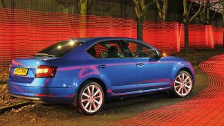 Škoda Octavia UK