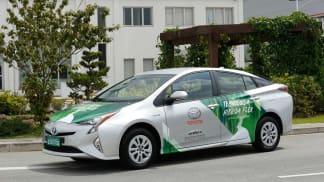 Toyota Hybrid FFV