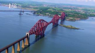 1. epizoda - Železniční most Forth
