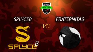 3. epizoda - League of Legends - Fraternitas vs SplyceB