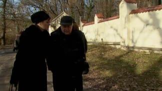 171. epizoda - Pohřeb