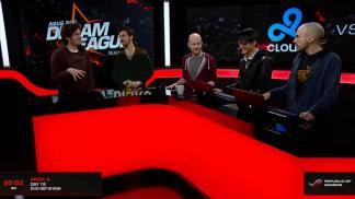 3. epizoda - 9.4.2013 - Cloud 9 vs Evil Geniuses