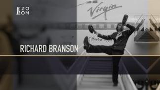 101 osobností 20. století 1 - Richard Branson