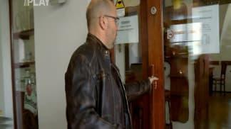 1. epizoda - Sametová restaurace / Praha 1