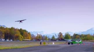 Letecké nehody: Aljaška