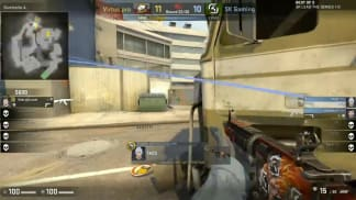 10. epizoda - Semifinále - SK Gaming vs Virtus Pro - Nuke