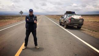 Dakar omezil rychlost na 50 km/hod