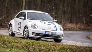 Volkswagen Beetle 1.2 TSI jízda 10