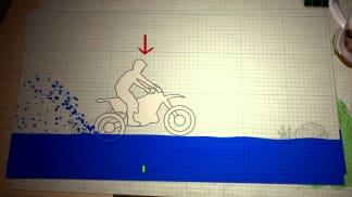 2. epizoda - Motocykl na vodě