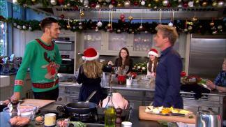Vánoční vaření s Gordonem Ramsaym