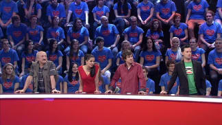4. epizoda - O.Navrátil, L.Něrgešová, M.Kraus, T.Medvecká, P.Horváthová, M.Kavalčík