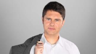 Marek Singer o seriálu Modrý kód