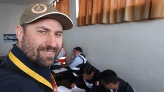 Vyřizování pasových formalit do Bolívie