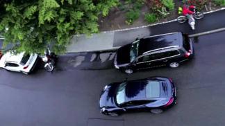 Parkování s Porsche - výzva