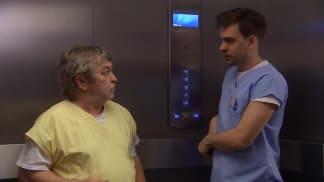 Epizoda ve výtahu