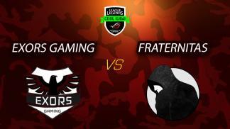 2. epizoda - League of Legends - Fraternitas vs EXORS Gaming