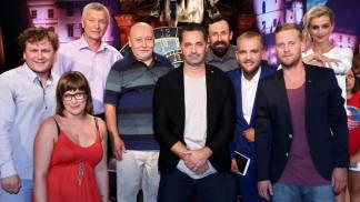 1. epizoda - Ota Jirák, Pavel Šimčík, Ivana Jirešová, Jožka Šmukař, Jakub Uličník, Anežka Rusevová