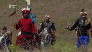 Osmané proti křesťanům: Boj o Evropu 1 - osmanská armáda