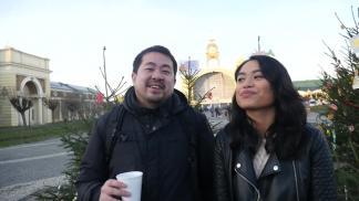 Liův videoblog : vánoční trhy