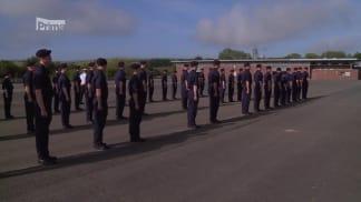 Škola Královského námořnictva - pořadový výcvik
