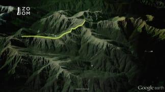 Novým Zélandem po dávných stezkách III 3 - po stopách zmizelé výpravy