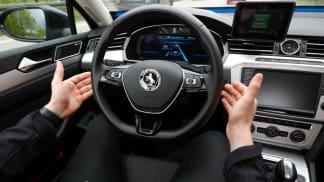 Continental automatizované řízení