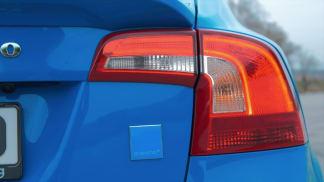 Modrá střela. Volvo S60 Polestar na českých silnicích