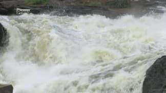 Pěšky podél Nilu 1 - vodopády Murchisson Falls