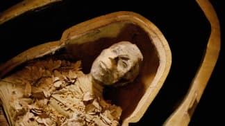 1. epizoda - Tutanchamonova hrobka