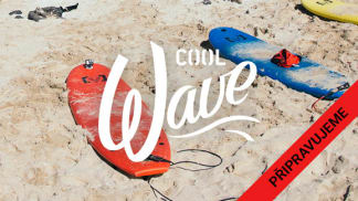 Cool Wave cover připravujeme