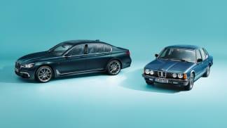 Luxusní řada 7 slaví už 40 let existence v nabídce BMW.