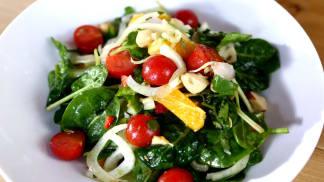 Exotický salát