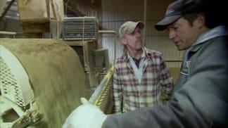 4. epizoda - Pěstitel brusinek