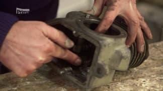 James May: Král montérů 1 - motor sekačky