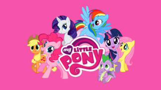 my litlle pony cover