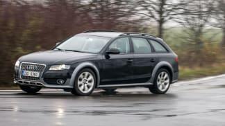 Audi A4 Allroad 2.0 TDI CR jízda 10
