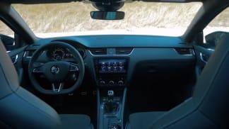 Nová Octavia RS na plný plyn. Umí být i zábavná!
