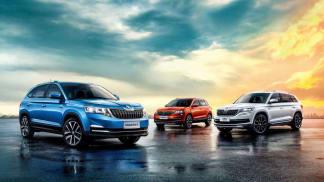 Škoda modely pro Čínu