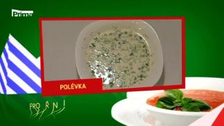 Studená polévka - Prostřeno!