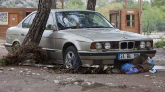 Zapomenuté BMW - ilustrační obrázek