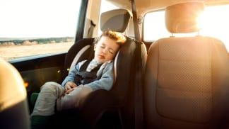 Nový asistent Hyundai pozná zapomenuté dítě v autě